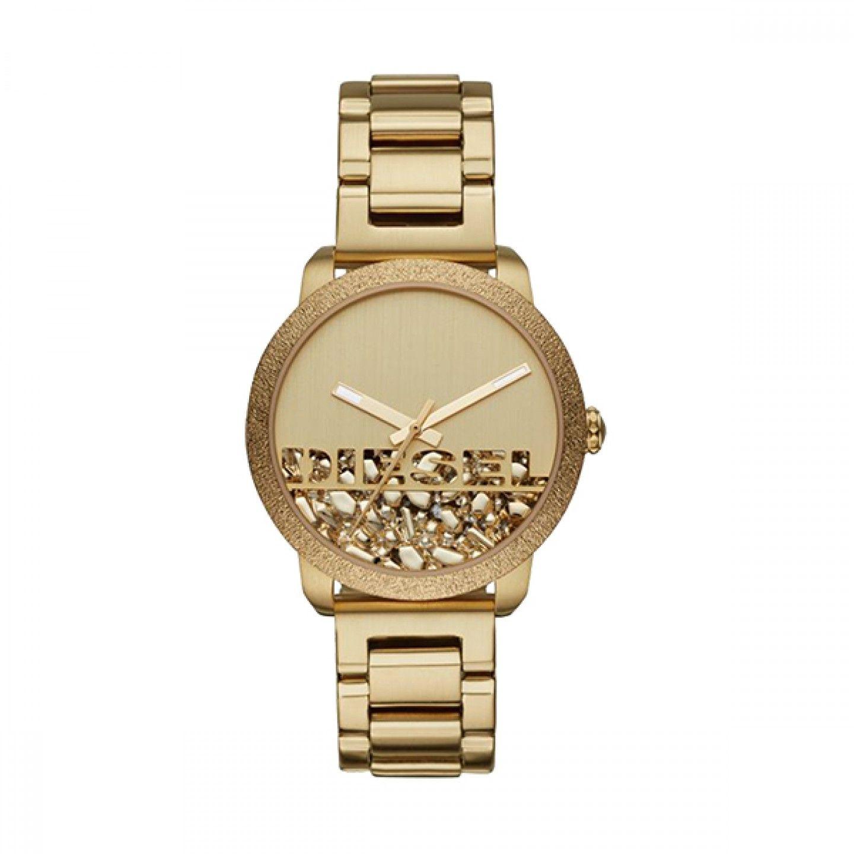 Relógio DIESEL Flare Rocks Dourado