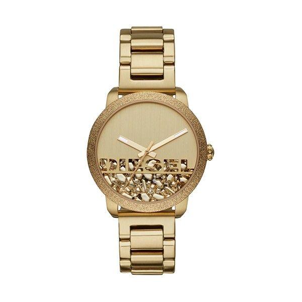 Relógio DIESEL Flare Rocks Dourado DZ5587