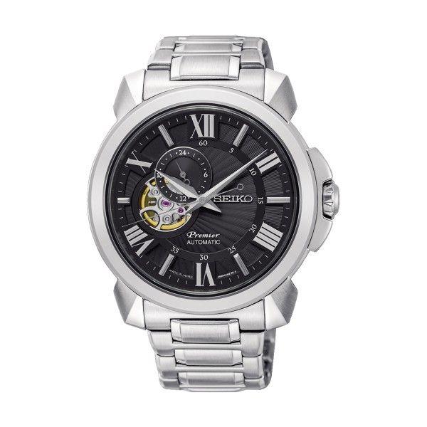 Relógio SEIKO Premier Prateado SSA371J1