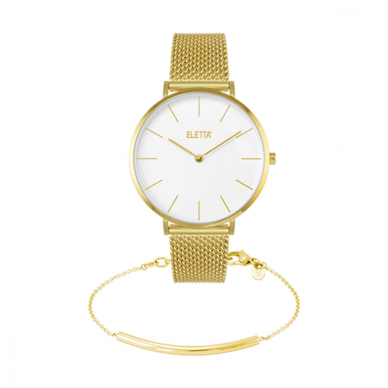 Relógio ELETTA Mood Dourado