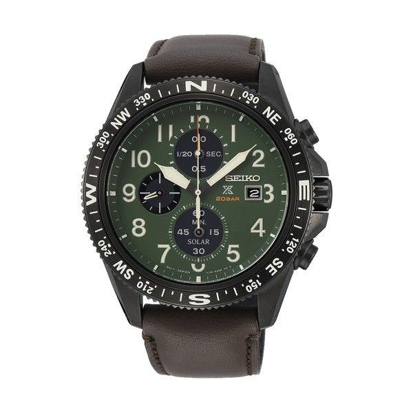 Relógio SEIKO Prospex Castanho SSC739P1