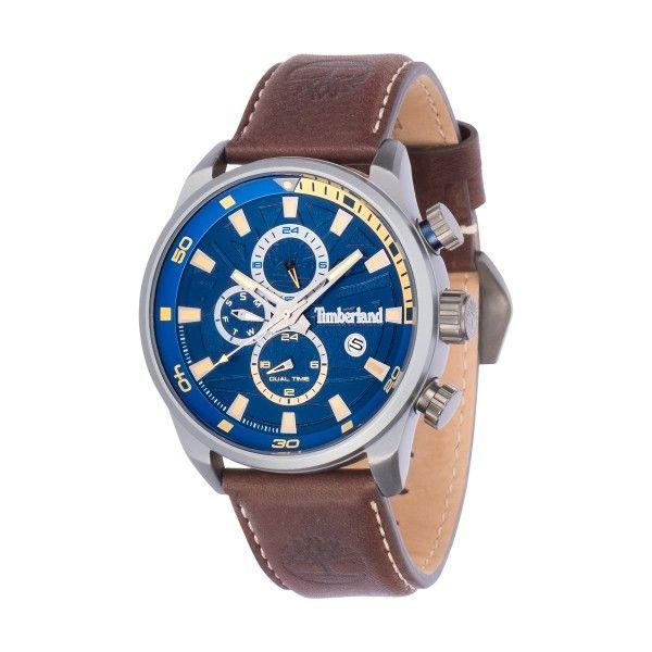 Relógio TIMBERLAND Henniker Castanho escuro TBL14816JLU03A