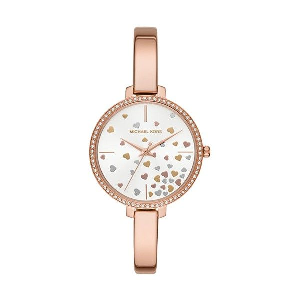 Relógio MICHAEL KORS Jaryn Ouro Rosa MK3978