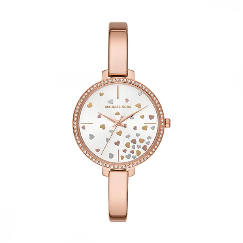 Relógio MICHAEL KORS Jaryn Ouro Rosa