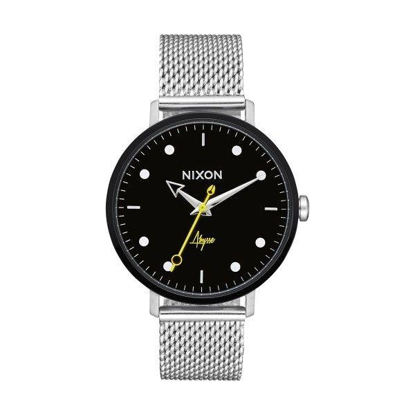 Relógio NIXON Arrow Prateado A1238-2971
