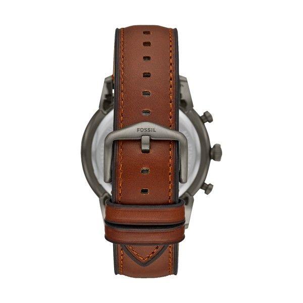 Relógio FOSSIL Townsman Castanho FS5522