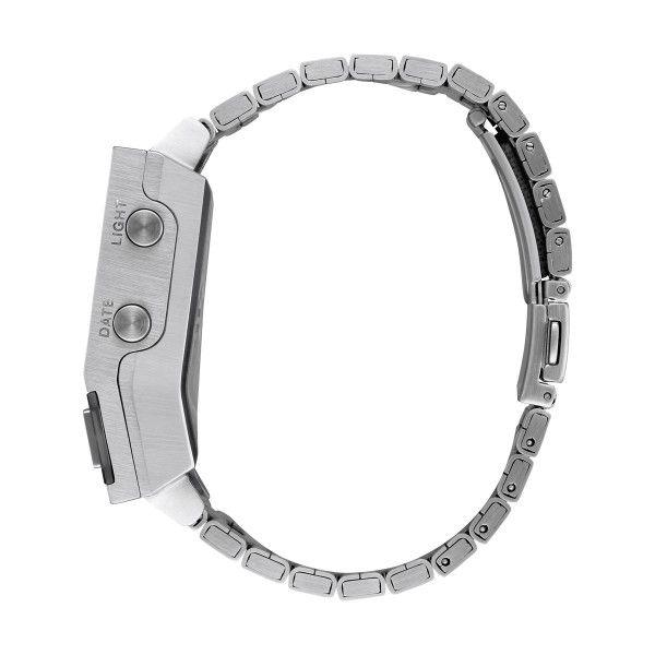 Relógio NIXON The Dork Too Prateado A1266-000