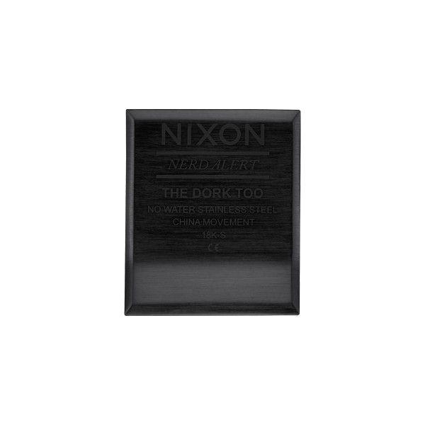 Relógio NIXON The Dork Too Preto A1266-001