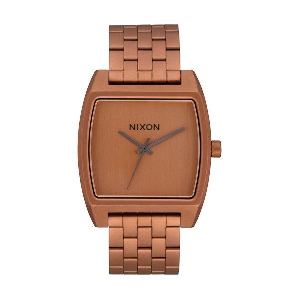Relógio NIXON Time Tracker Bronze A1245-3165