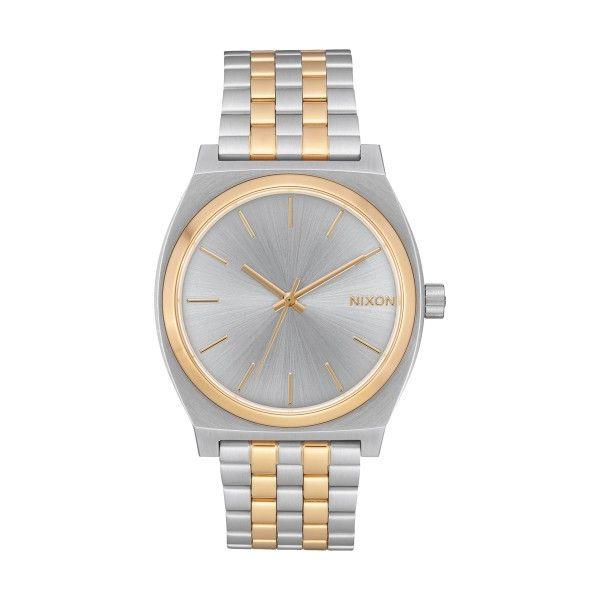 e1031a1ae73 Relógio NIXON Time Teller Bicolor A045-1921 ...