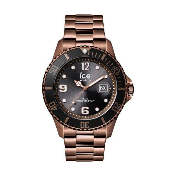 Relógio ICE Steel Castanho IC016767