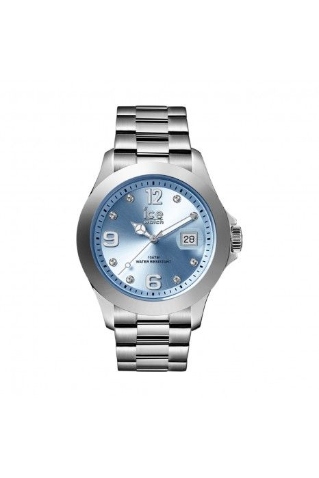 Relógio ICE Steel Prateado