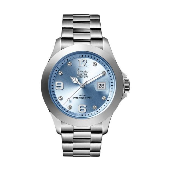Relógio ICE Steel Prateado IC016775