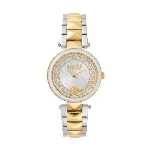 Relógio VERSUS Covent Garden Crystal Bicolor VSPCD2417