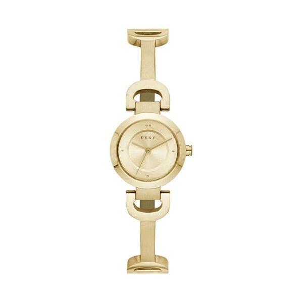 Relógio DKNY City Link Dourado NY2750