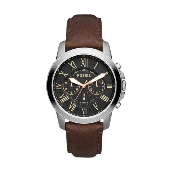 Relógio FOSSIL Grant Castanho FS4813IE