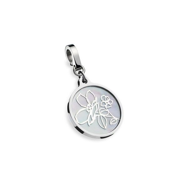 Charm ONE JEWELS Energy My Flower Mother of Pearl OJEBC080