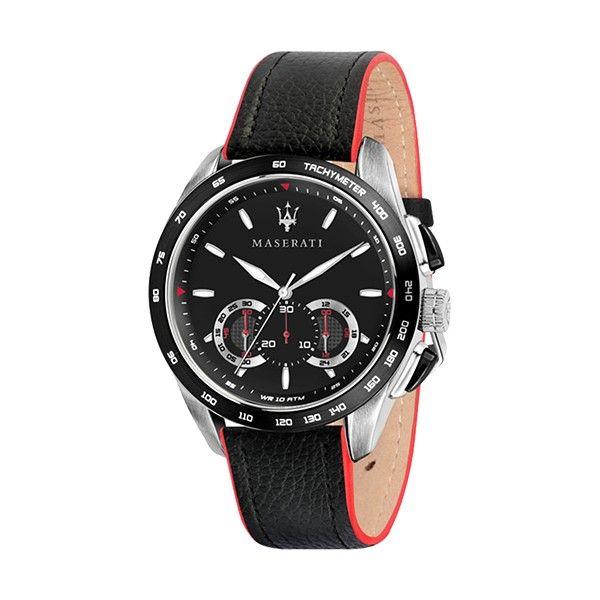 Relógio MASERATI Traguardo Preto R8871612028