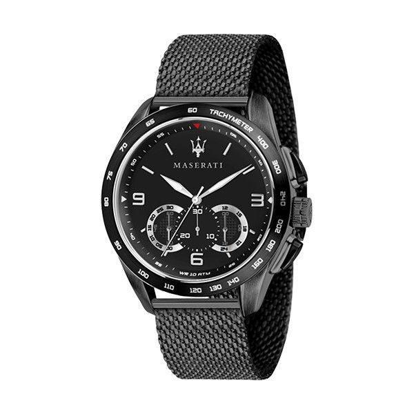 Relógio MASERATI Traguardo Preto R8873612031