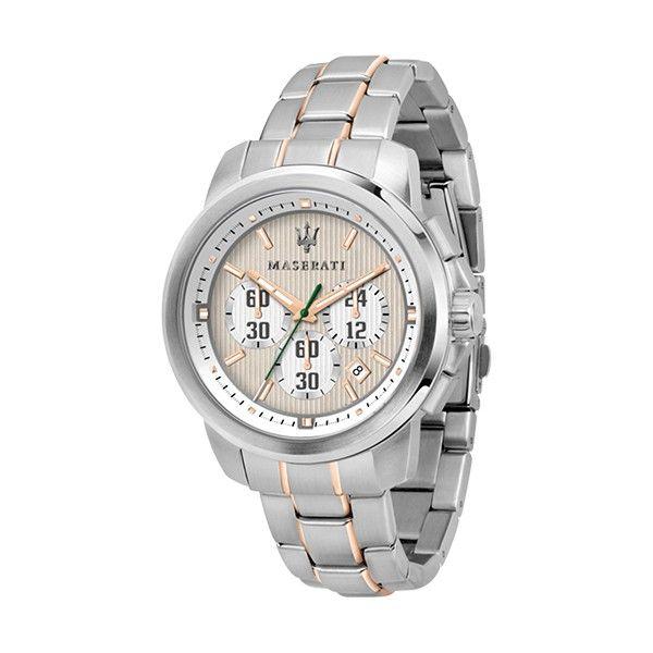 Relógio MASERATI Royale Prateado R8873637002