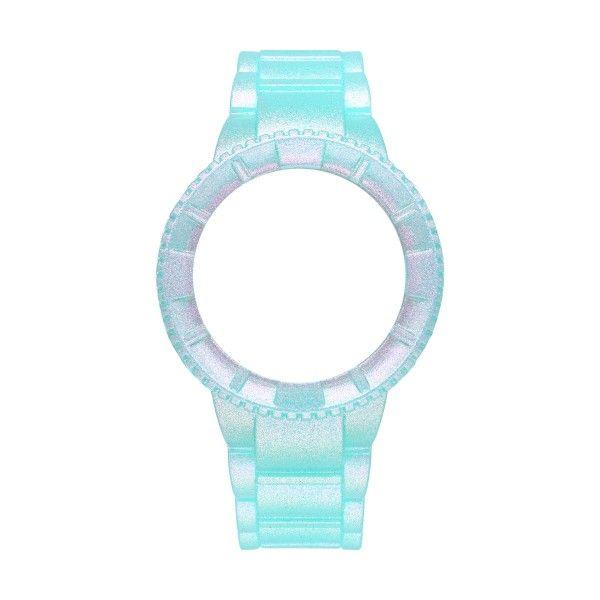 Bracelete WATX 43 Original Iris Azul COWA1137