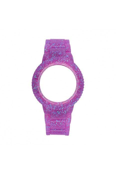 Bracelete WATX 38 Original Siren Roxo