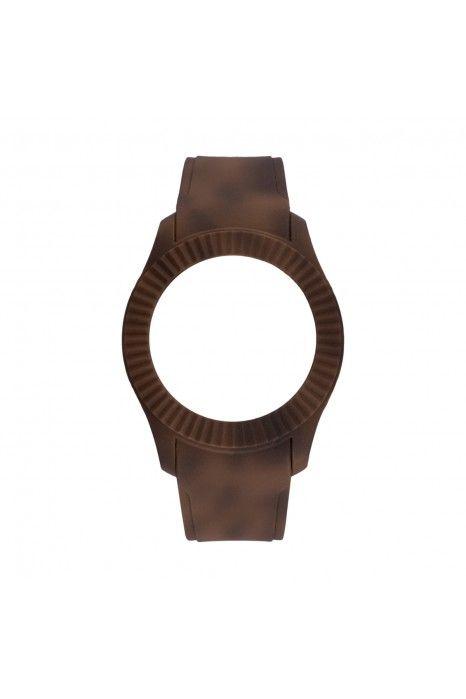 Bracelete WATX 43 Smart Elemental Castanho