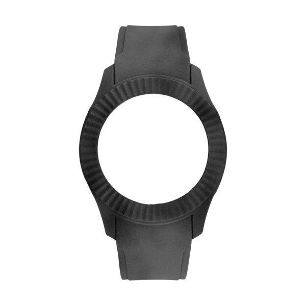 Bracelete WATX 43 Smart Elemental Preto COWA3054