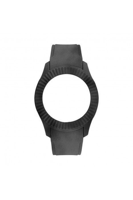 Bracelete WATX 43 Smart Elemental Preto