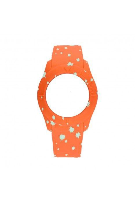 Bracelete WATX 38 Smart Cosmic Laranja