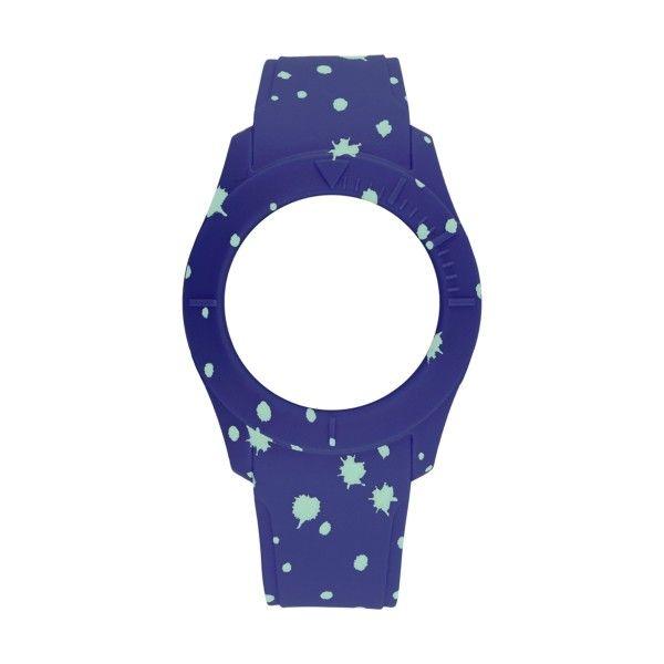 Bracelete WATX 38 Smart Cosmic Azul COWA3519