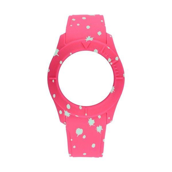 Bracelete WATX 38 Smart Cosmic Rosa COWA3521