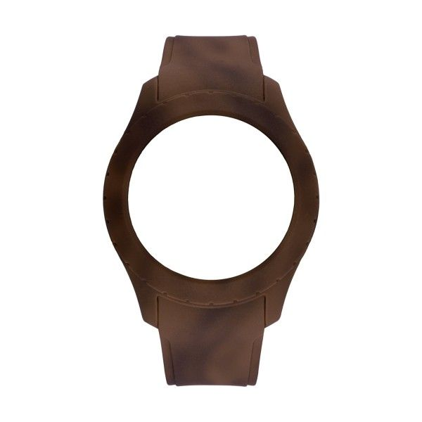 Bracelete WATX 49 Smart Elemental Castanho COWA3753