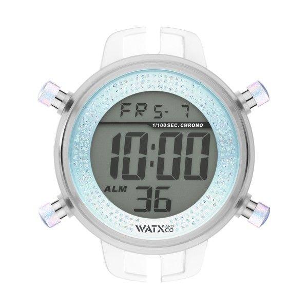 Caixa WATX 43 Digital Iris Azul RWA1129