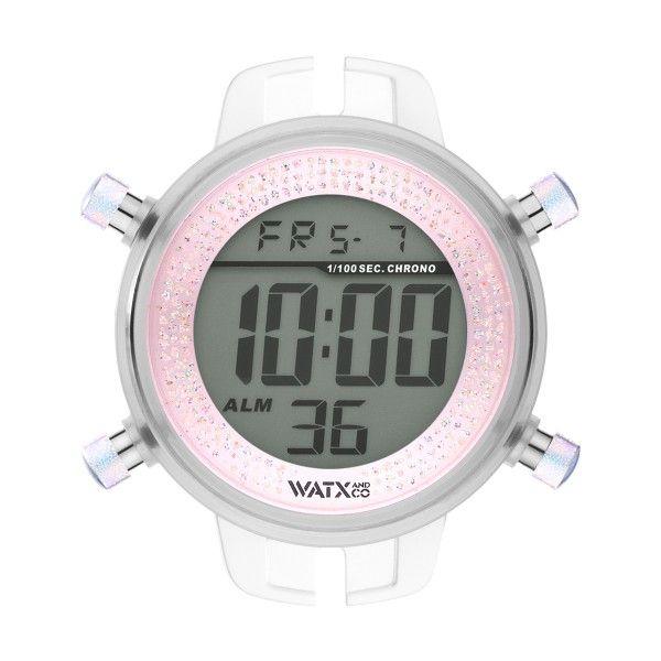 Caixa WATX 43 Digital Iris Rosa RWA1130