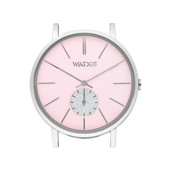 Caixa WATX 38 Analogic Iris Rosa WXCA1016