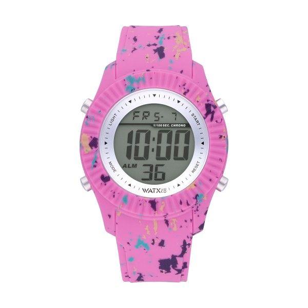 Bracelete WATX 43 Splash Rosa COWA3100