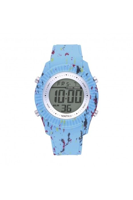 Bracelete WATX 43 Splash Azul