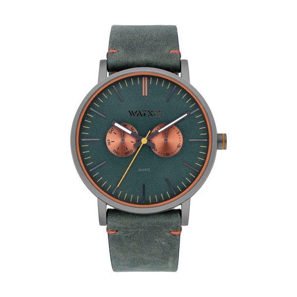 Bracelete WATX 44 Splash Verde WXCO1716