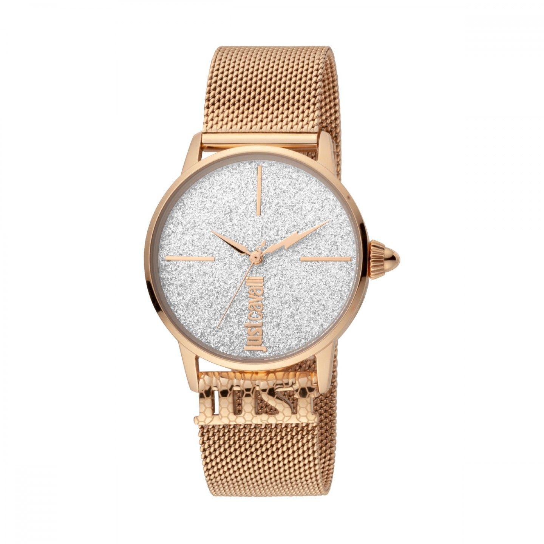 970fce30c46 Relógio JUST CAVALLI TIME Logo Ouro rosa - JC1L078M0075