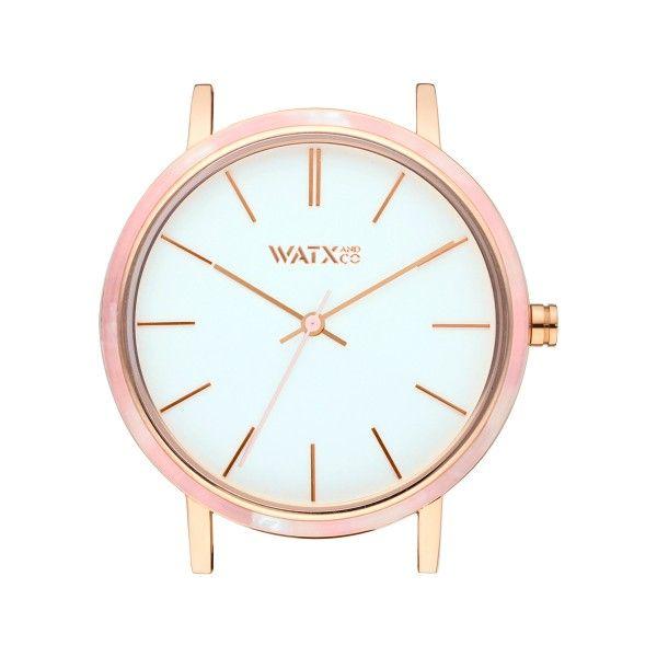 Caixa WATX 38 Marble Branco WXCA3034