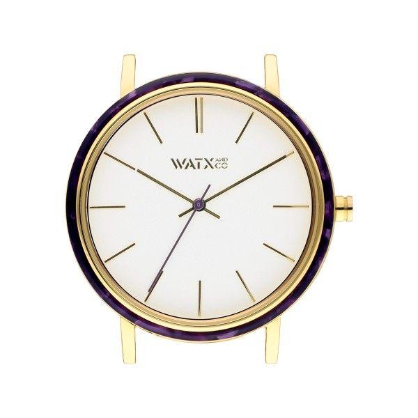 Caixa WATX 38 Marble Branco WXCA3037