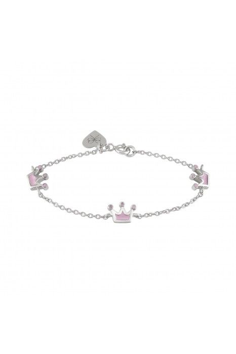 Pulseira BOW HAPPY Mini Me Daughter Crown