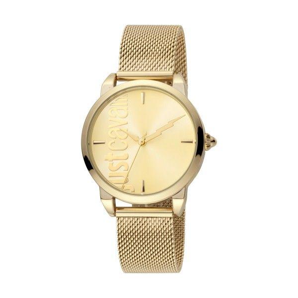 Relógio JUST CAVALLI TIME Relaxed Dourado JC1L079M0055