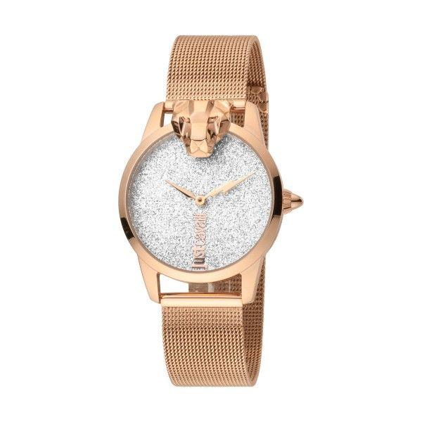 Relógio JUST CAVALLI TIME Animal Ouro Rosa JC1L057M0345