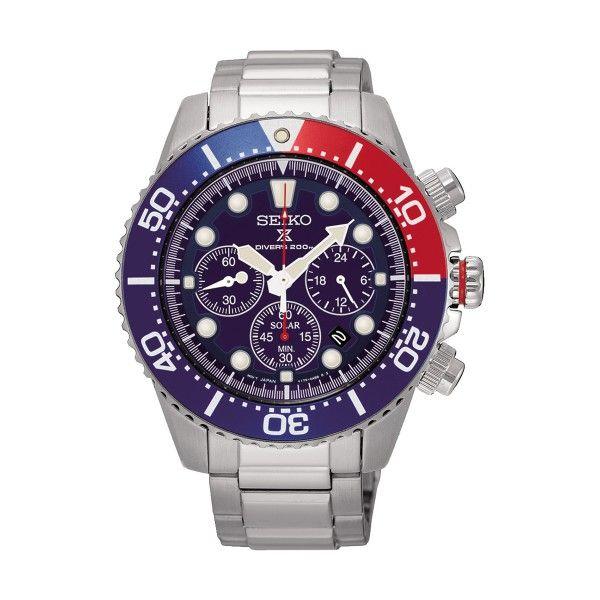 Relógio SEIKO Prospex Prateado SSC019P1