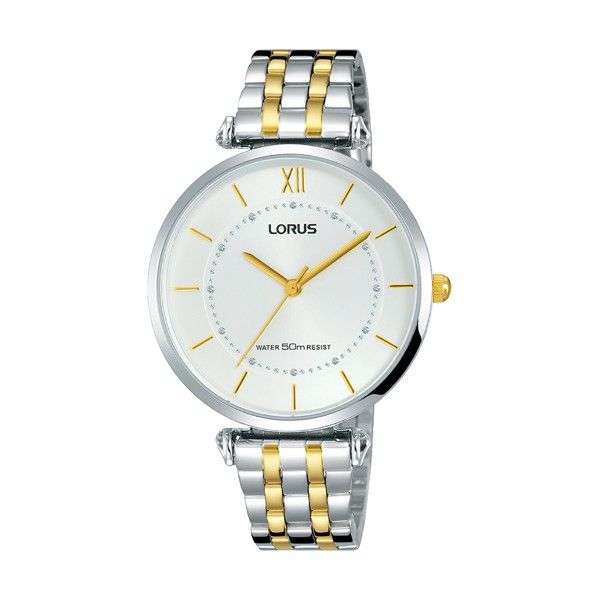 Relógio LORUS Woman Bicolor RG295MX9