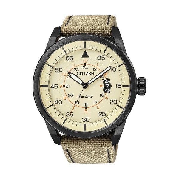 Relógio CITIZEN Ore Felici Bege AW1365-19P