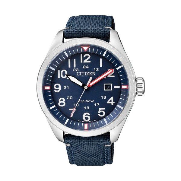 Relógio CITIZEN Ore Felici Azul AW5000-16L