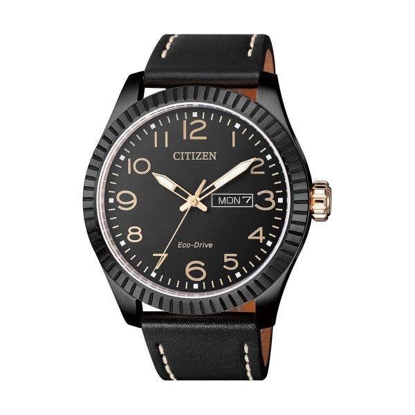 Relógio CITIZEN Ore Felici Preto BM8538-10E